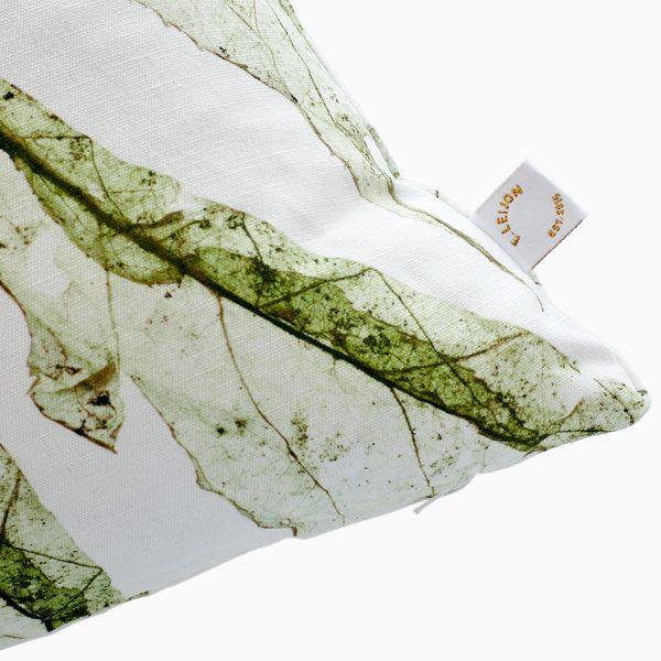 kuddforal grön
