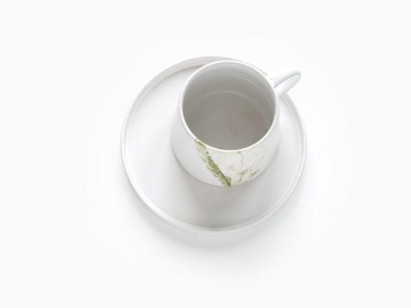 kopp med fat