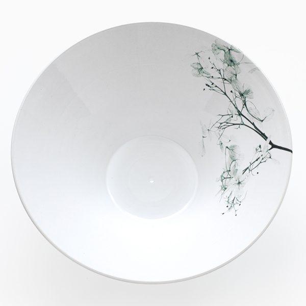 grå skål