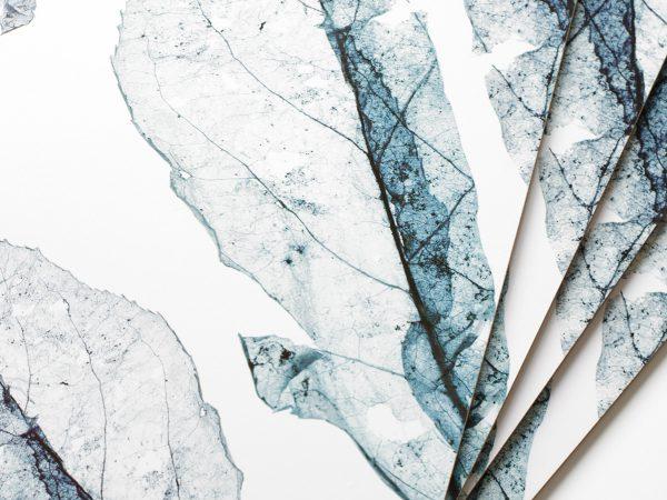 bordsunderlägg blå
